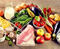 食事はバランスが大切:元末期がん患者の経験