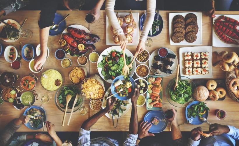 食べられるものは何でも食べて免疫細胞を後方支援する:元末期ガン患者の経験