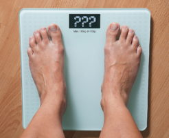 末期がんと体重減少について